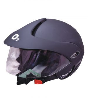 Black Stylish Helmet