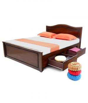 Lynn storage King Bed