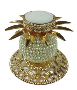 Pearl Candle Stand