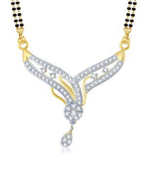 Gold Mangalsutra Pendant