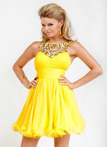 yellow-prom-dresses
